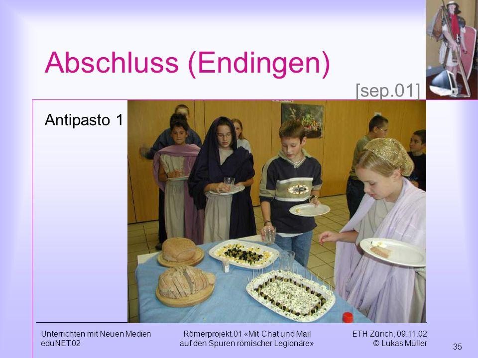 Abschluss (Endingen) [sep.01] Antipasto 1